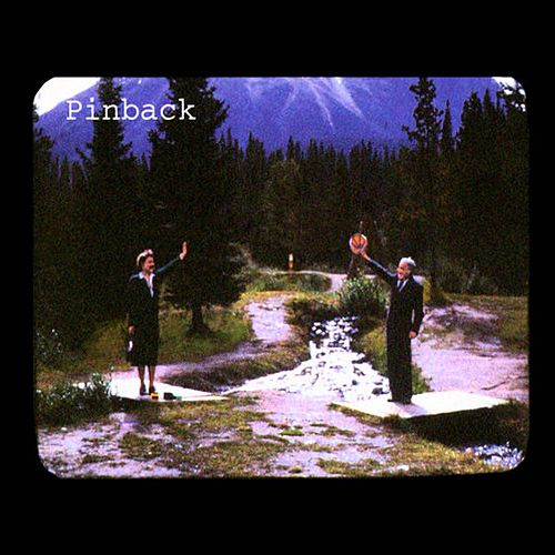 This Is a Pinback CD by Pinback