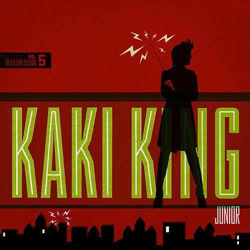 Junior by Kaki King