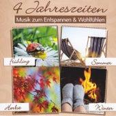 4 Jahreszeiten - Musik zum Entspannen & Wohlfühlen by Various Artists