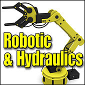 Robotic & Hydraulics: Sound Effects by Sound Effects Library