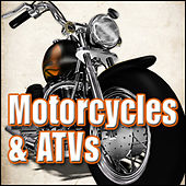 Motorcycles & ATVs: Sound Effects by Sound Effects Library