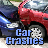 Car Crashes: Sound Effects by Sound Effects Library