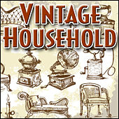 Vintage Household: Sound Effects by Sound Effects Library