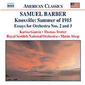 Knoxville: Summer of 1915 von Samuel Barber
