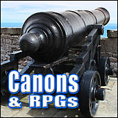 Cannons & RPGs: Sound Effects by Sound Effects Library