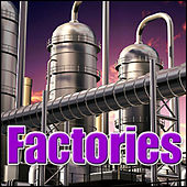 Factories: Sound Effects by Sound Effects Library
