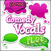 Comedy Vocals: Sound Effects by Sound Effects Library
