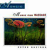 Adagio-Music For Massage by Peter Davison