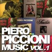 Piero Piccioni Music (Volume 1) by Piero Piccioni