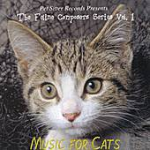 The Feline Composers Series Vol.1: Music For Cats by The Feline Composers Series Vol.1: Music For Cats