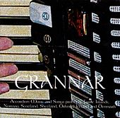 Grannar: Accordion Music And Songs From The Faroe Islands by Various Artists