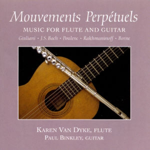 Mouvements Perpetuels by Various Artists