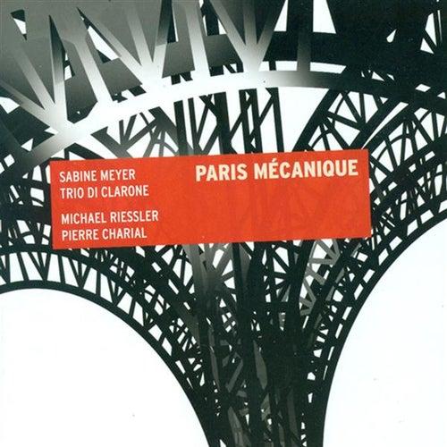 Chamber Music - Pierne, G. / Francaix, J. / Poulenc, F. / Riessler, M. / Milhaud, D. / Satie, E. / Anderson, L. (Trio Di Clarone) by Various Artists