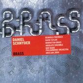 Schnyder, D.: Trumpet Concerto / Little Songbook / Subzero,