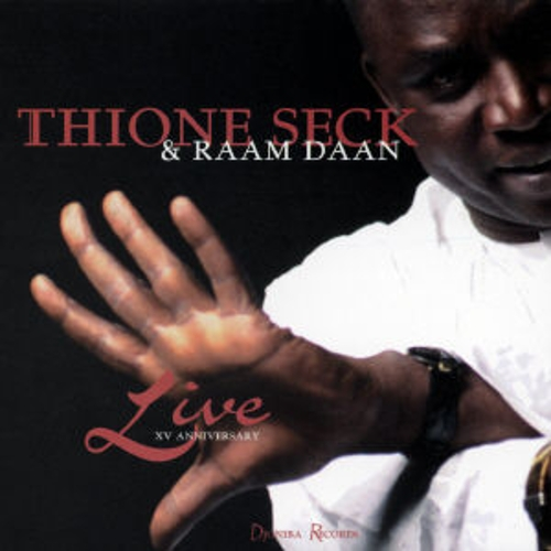 Live! XV Anniversary by Thione Seck