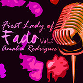 First Lady of Fado, Vol. 2 von Amalia Rodrigues