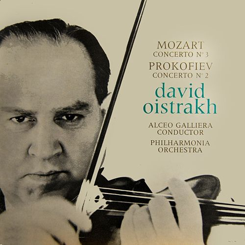 Mozart Concerto No. 3 by David Oistrakh