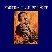 Portrait Of Pee Wee by Pee Wee Russell