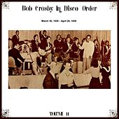 Volume 11 by Bob Crosby