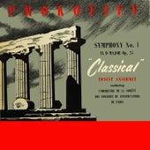Sergei Prokofiev Classical Symphony by Paris Conservatoire Orchestra