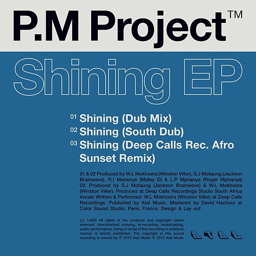 Shining EP by P.M. Project