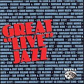Great Live Jazz by Various Artists