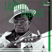 The Blues Biography by Lightnin' Hopkins