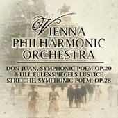 Don Juan, Symphonic Poem, Op. 20 & Till Eulenspiegels Lustice Streiche, Symphonic Poem, Op. 28 by Vienna Philharmonic Orchestra