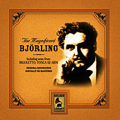 Magnificent Bjorling by Jussi Bjorling