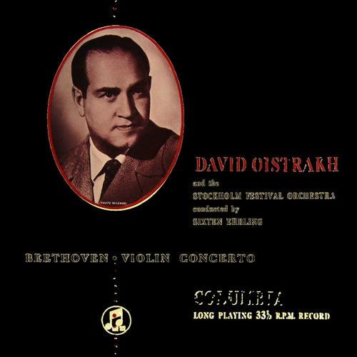 Beethoven Violin Concerto by David Oistrakh