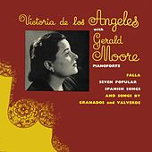 Seven Popular Spanish Songs by Victoria De Los Angeles