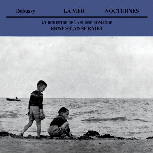 La Mer/Nocturnes by L'Orchestra de la Suisse Romande