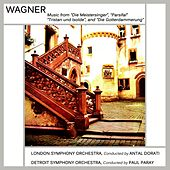 Orchestral Music From Wagner's Operas by Various Artists