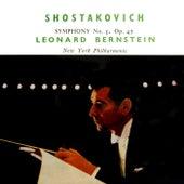 Shostakovich Symphony No. 5, Op. 47 by New York Philharmonic