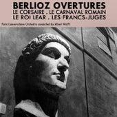 Berlioz Overtures by Paris Conservatoire Orchestra