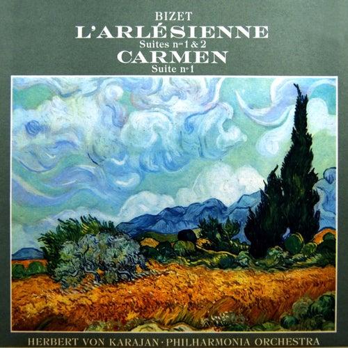 Bizet L'Arlesienne by Philharmonia Orchestra