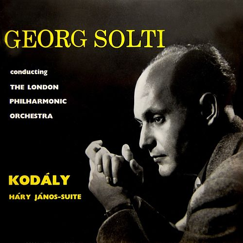 Kodaly Hary Janos Suite by London Philharmonic Orchestra