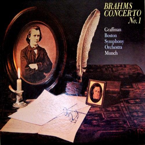 Brahms Concerto No 1 by Boston Symphony Orchestra