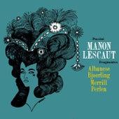 Manon Lescaut by Licia Albanese