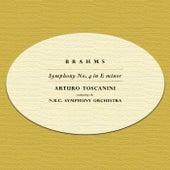 Brahms Symphony No. 4 by NBC Symphony Orchestra
