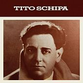 Tenor Operatic Recital by Tito Schipa
