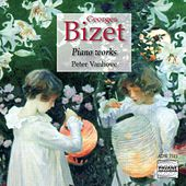Bizet: Piano Works by Peter Vanhove