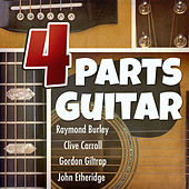 Four Parts Guitar by Various Artists