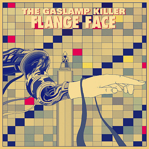 Flange Face / Seven Years of Bad Luck for Fun - Single by The Gaslamp Killer