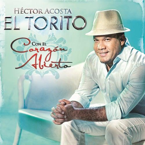 Con El Corazón Abierto by Hector Acosta