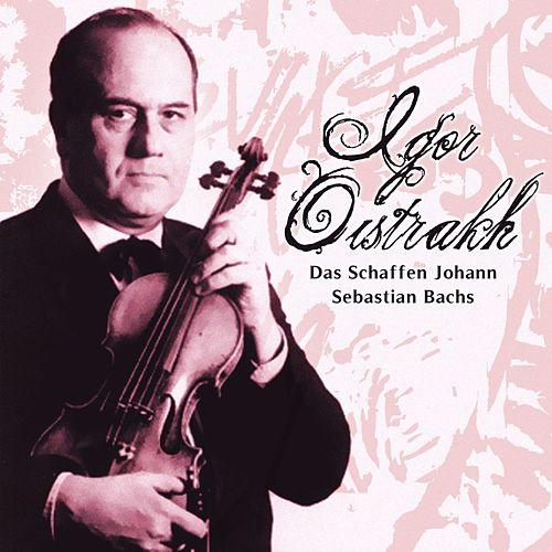 Das Schaffen Johann Sebastian Bachs by August Wenzinger