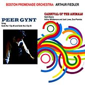 Grieg Peer Gynt Suite by Boston Promenade Orchestra