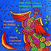 Stranvinsky The Firebird / Debussy Three Nocturnes by Minneapolis Symphony Orchestra