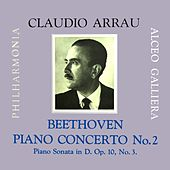 Beethoven Piano Concerto No. 2 by Claudio Arrau