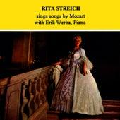 Rita Streich Sings Songs By Mozart by Rita Streich